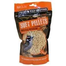 Suet to go suet pellets plus mealworm